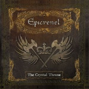 Epicrenel - The Crystal Throne cover art