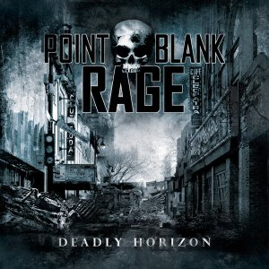 Point Blank Rage - Deadly Horizon cover art