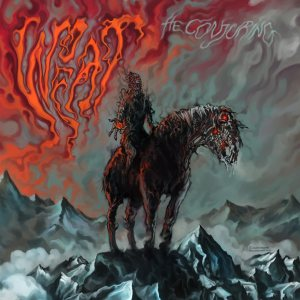 Wo Fat - The Conjuring cover art