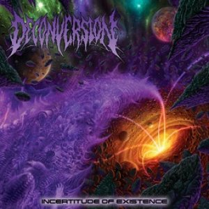 Deconversion - Incertitude of Existence cover art