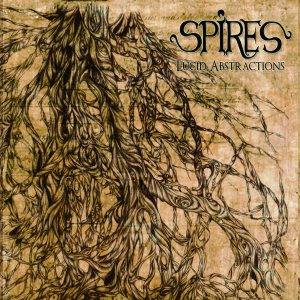Spires - Lucid Abstractions cover art