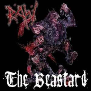 Raw - The Beastard cover art