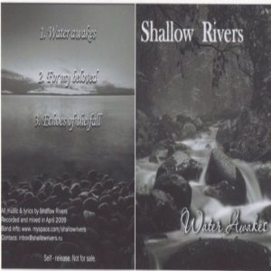Shallow Rivers - Water Awakes cover art