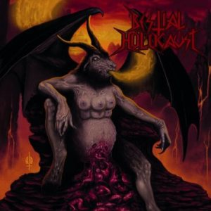 Bestial Holocaust - Into the Goat Vulva cover art