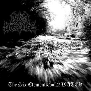 Dawn Of A Dark Age - The Six Elements, Vol.2 Water cover art