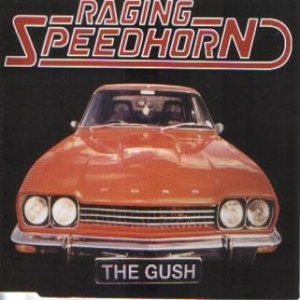 Raging Speedhorn - The Gush cover art