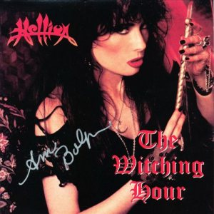 Hellion - The Witching Hour cover art