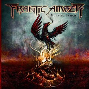 Frantic Amber - Burning Insight cover art