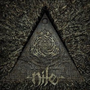 Nile - What Should Not Be Unearthed cover art