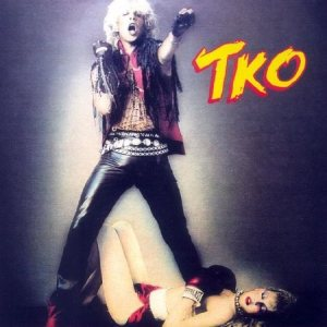 TKO - In Your Face cover art