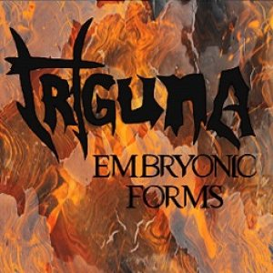 Triguna - Embryonic Forms cover art