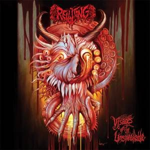 Revolting - Visages of the Unspeakable cover art