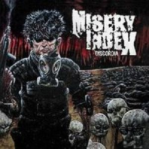 Misery Index - Discordia cover art
