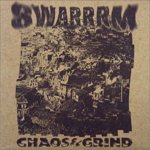 Swarrrm - Chaos & Grind cover art