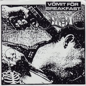 Vömit för Breakfast - Religion / Corruption of Truth cover art