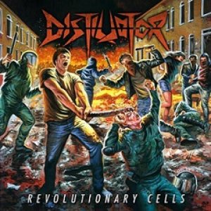 Distillator - Revolutionary Cells cover art