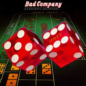 Bad Company - Straight Shooter cover art
