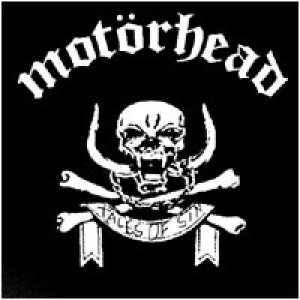 Motorhead - Tales of Sin cover art