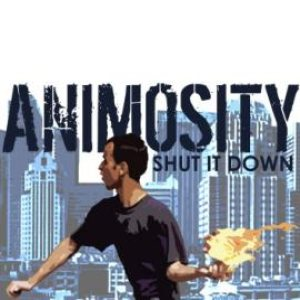 Animosity - Shut It Down cover art