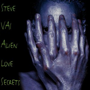 Steve Vai - Alien Love Secrets cover art