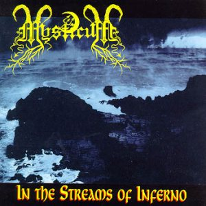 Mysticum - In the Streams of Inferno cover art