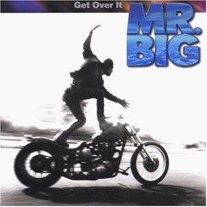 Mr.big - Get Over It cover art