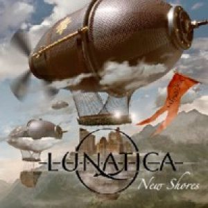 Lunatica - New Shores cover art