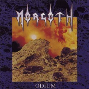 Morgoth - Odium cover art