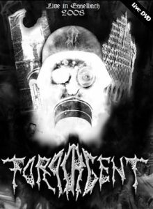 Forporgent - Live in Esselbach 2008 cover art