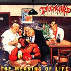 Tankard - The Meaning of Life cover art