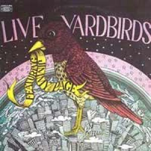 The Yardbirds - Live Yardbirds Featuring Jimmy Page cover art