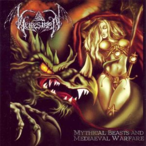 Heresiarh - Mythical Beasts and Mediaeval Warfare cover art