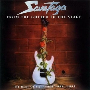 Savatage - From the Gutter to the Stage cover art