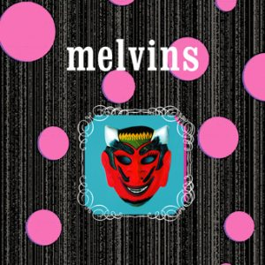 Melvins - Foaming/Arny cover art