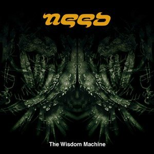 Need - The Wisdom Machine cover art