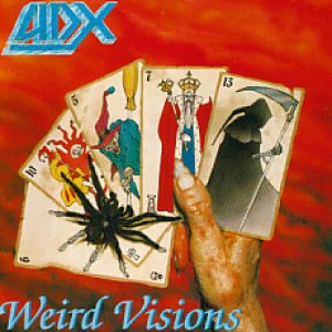 ADX - Weird Visions cover art