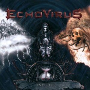 Echovirus - Invictus cover art