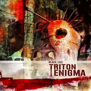 Triton Enigma - Black Lies cover art