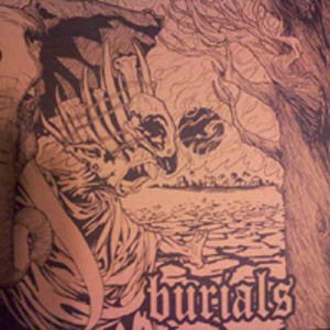 Burials - Burials cover art