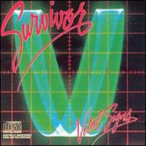 Survivor - Vital Signs cover art