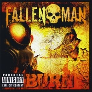 Fallen Man - Burn cover art