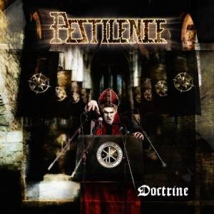 Pestilence - Doctrine cover art