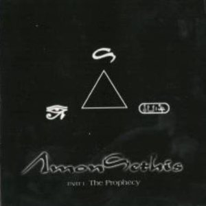 Âmon Sethis - Part 1: the Prophecy cover art