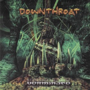 Downthroat - Verminate cover art