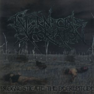 Internecine Excoriation - Prognosticate the Decrepitude cover art