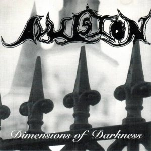Avulsion - Dimensions of Darkness cover art