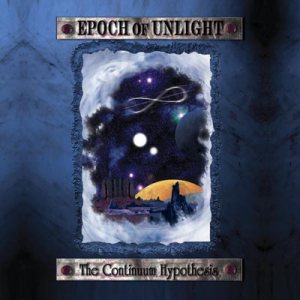 Epoch Of Unlight - The Continuum Hypothesis cover art