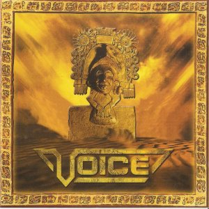 Voice - Golden Signs cover art