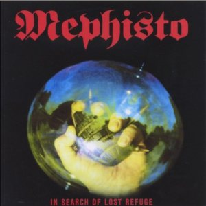 Mephisto - In Search of Lost Refuge cover art
