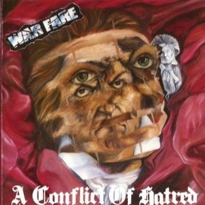 Warfare - A Conflict of Hatred cover art